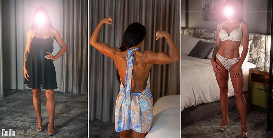Amazing escort in Chicago. Polish hottie Emilia