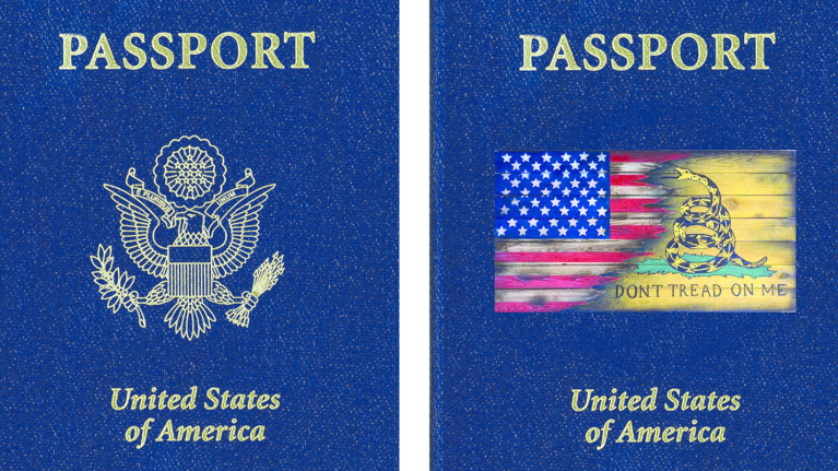About two Passports