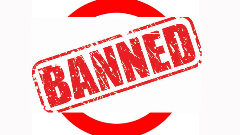 Banned!!!