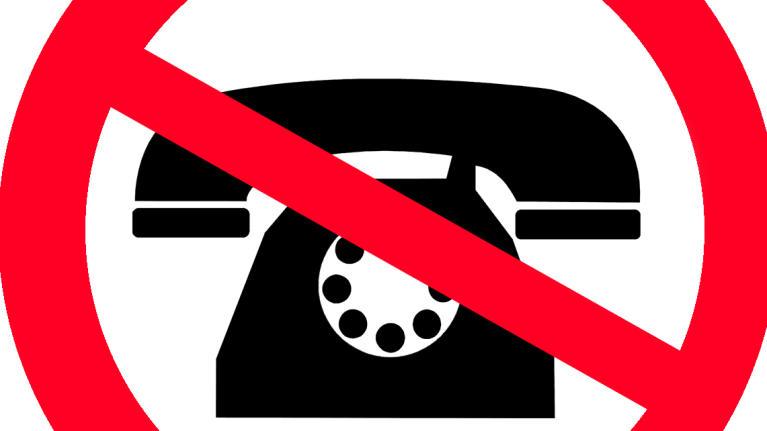 Do not call!