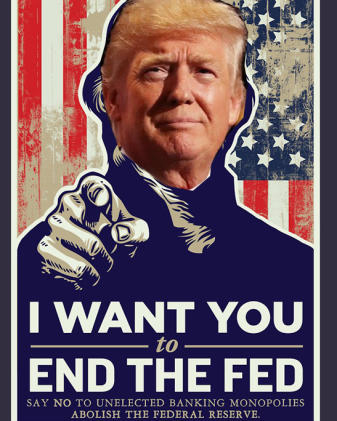 End the FED deux