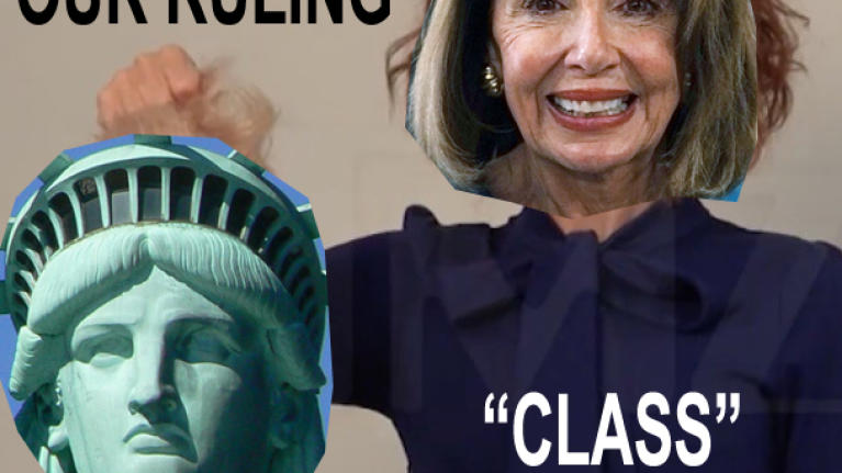 """Our ruling """"class"""""""