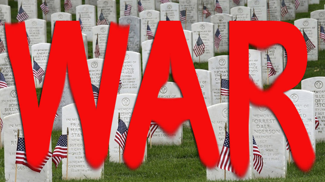 So WAR then